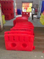 Venda por grosso de barreira de estrada barreira tráfego expansível de plástico para a Segurança Rodoviária
