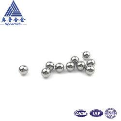 Yg6 Stock 8.0mm G10 broyé pastilles de carbure de tungstène poli