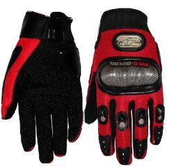 Motociclo più poco costoso di modo che corre i guanti impermeabili della motocicletta dei guanti