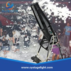Étape de la neige 1000W Effet bubble jet de mousse de la machine avec DMX