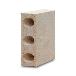 유로(Glass Furnace)용 소결 지르코늄 불응성 물질 벽돌 시리즈