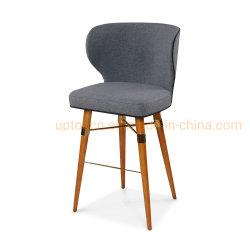 مطعم أثاث لازم جلد [لوويس] قضيب كرسي تثبيت لأنّ عمليّة بيع ([سب-بس438])