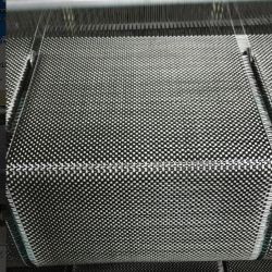 3k 200g Vezel van de Koolstof van de Vierkante Meter van de Kleur USD12/Per van de Keperstof de Zwarte