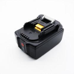 Outils d'alimentation de remplacement de batterie au lithium-ion BL1890 18V 9.0Ah compatible avec Makita BL1830 BL1840 BL1850 BL1860 BL1890 Lxt avec voyant
