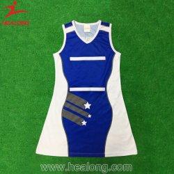 Abbigliamento Sportivo Sottotizione Netball Unifs Netball Dress