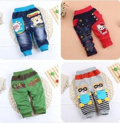 Оптовая торговля моды Cute высокое качество самая низкая цена детского джинсы