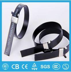 Кабельная стяжка из нержавеющей стали модели 300 шириной 300 мм длины 4.6mm кабельный зажим зажим троса бесплатные образцы