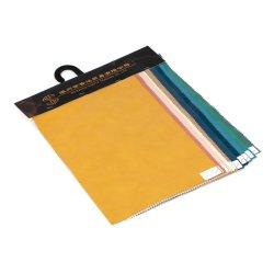 Wenzhou Gator gaufré tissu cuir artificiel PU avec diverses couleurs