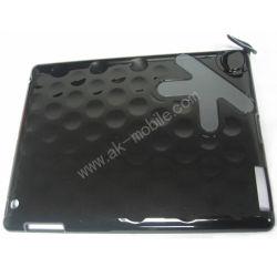 Tampa de protecção rígida para meados do Tablet PC da Apple iPad3 com material de PC