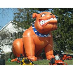 Inflables gigantes para eventos inflables decoración perro Animal CA190.