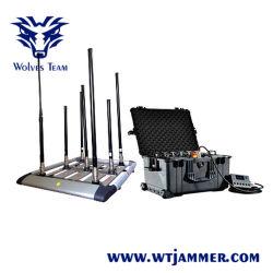 フルバンド 600W 携帯電話信号 Jammer