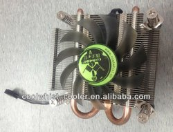29,5-мм ребер радиатора процессора для 1150 и 775