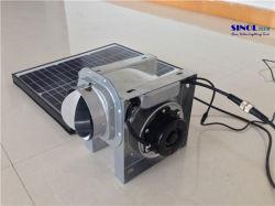12pulgadas 30W de Energía Solar de escape de aire de ventilación Ventilador de techo con el apoyo de alimentación de CA (SN2016026)