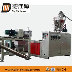 PP/PE/plastique PVC Ligne de production de pellets