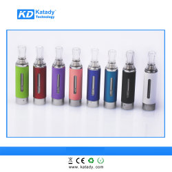 Top Quality Bottom Coil, 변경 가능한 Evod Bcc Clearomizer, 컬러풀한 E CIG Clear Atomizer 1.5ml Never Leakage