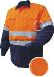 Senhoras reflexo vestuário de alta visibilidade (ELTHVJ-8)
