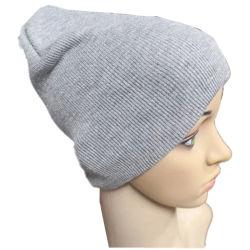Protezione lavorata a maglia acrilica a buon mercato personalizzata del Beanie di sport di colore dei prodotti dell'OEM