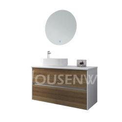 Новый дизайн ванной комнате за круглым столом зеркала Трюмо Аксессуары для ванной комнаты