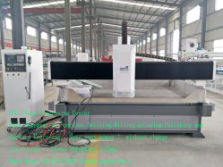 China Vidro CNC Centro de Processo do orifício de vidro vidro vidro forma de moagem e polimento de vidro