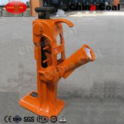 5t het hydraulische Hulpmiddel van de Hefboom van het Spoor van de Auto van de Spoorweg