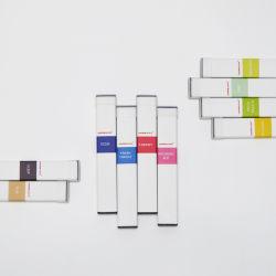 Япония Электронные сигареты 300 Puffs Шиша пользовательский цвет витамина Vape торговой марки