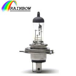 De betrouwbare Koplamp van de Auto van het Halogeen 12V-24volt van de Reeks van het Glas van het Kwarts van de Delen van Prestaties Elektronische ElektroH4 Amber/Bol/Bollen/Lichte/AutoBol Global/LED/Lamp