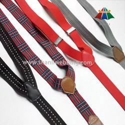 Factory Direct ! Bretelles élastiques de mode/accolades/Gallus avec une bonne qualité