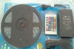 Un seul jeu de couleurs LED 3528/60 Bande souple