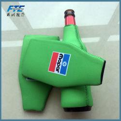 Refroidisseur de bouteille personnalisé de gros/porte-bouteille pour cadeau promotionnel