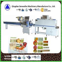 SWC-590 Swd-2000 Автоматическое оборудование для приготовления чая в салоне термоусадочной упаковки машины