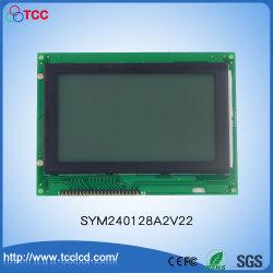 شاشة عرض LCD الرسومية 240X128 نقطة وحدة LCM WIIT IC T6963c