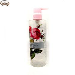 250ml Flacons de conditionnement en plastique PET Shampooing Gel Douche Crème le capuchon de la pompe de bouteilles de vérin