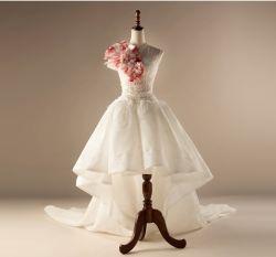 Toga Sh4302 van Prom van de Partij van het Kant van de Kleding van het Huwelijk van het strand de Bruids hallo-Lage