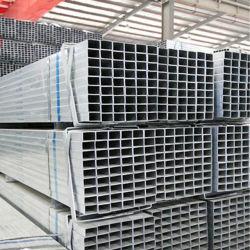 La Chine marque Shengteng toutes sortes de tailles de carbone galvanisé Tuyau en acier Rectangulaire Carrée