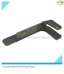 Custom aço inoxidável ou aço carbono, corte a laser, empenamento e Soldagem parte após a pintura