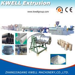 UPVC/поливинилхлоридная труба экструзии бумагоделательной машины/Многослойный трубы производственной линии