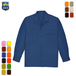 산업용 작업 안전 옷 안전 일 재킷