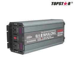 순수한 사인 파동 차 힘 변환장치 (1600W)