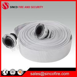 Garniture en caoutchouc utilisé en PVC flexible d'incendie avec les raccords des flexibles d'incendie