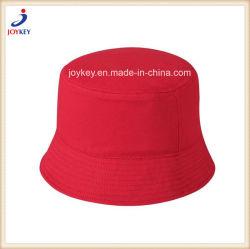 Горячая продажа детей новой конструкции складывания ковша летом соломы Red Hat с мешком для пыли