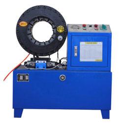 HP102 Prensa sujeción hidráulica Manguera flexible de montaje de máquinas herramienta engastado