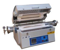 Dividir el tubo de vacío de alta temperatura del horno para tratamiento térmico