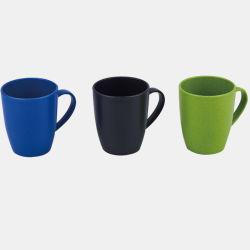 Promozione regalo tazza di caffè di plastica tazza di paglia di grano