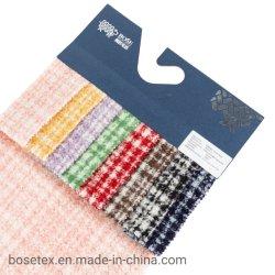 Tissu double face est une bonne conception pour le revêtement, nous avons beaucoup de stock pour votre choix