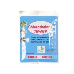 Duurzamere controle Chlorothalonil 75% WP fabriek