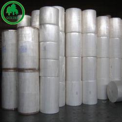 Gebrauch-weiche Note Toliet Seidenpapier-riesige Rolle der Fabrik-30GSM