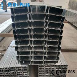 Pebのための中国Manufacturer Wholesale Price Steel Structure Frame Zinc Coated Steel Profile C Galvanized C Purlins