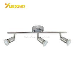 Alto CRI Baixa Potência via LED local do alojamento da luz GU10 LED Níquel Acetinado Ferro cromado interior de fábrica em destaque