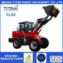 Titan China proveedores de tractores de césped Front End cilindro hidráulico para Pala cargadora