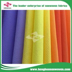 Non-tissé en polypropylène 100 % tissu utilisé pour des sacs de magasinage